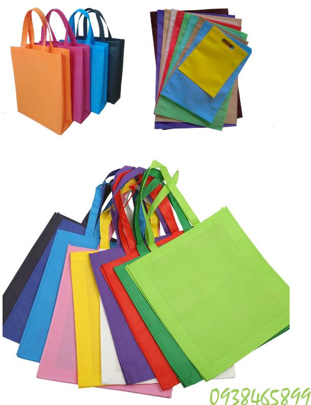 Các loại túi ứng dụng vải không dệt