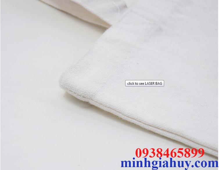 cơ sở sản xuất túi vải bố
